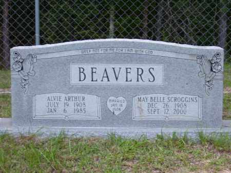 BEAVERS, ALVIE ARTHUR - Union County, Arkansas | ALVIE ARTHUR BEAVERS - Arkansas Gravestone Photos