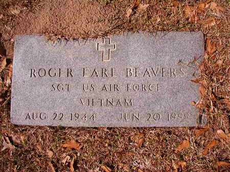 BEAVERS (VETERAN VIET), ROGER EARL - Union County, Arkansas | ROGER EARL BEAVERS (VETERAN VIET) - Arkansas Gravestone Photos
