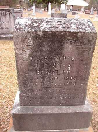 BENNETT, VERA - Union County, Arkansas | VERA BENNETT - Arkansas Gravestone Photos