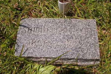 BENTON, SAMUEL - Union County, Arkansas | SAMUEL BENTON - Arkansas Gravestone Photos