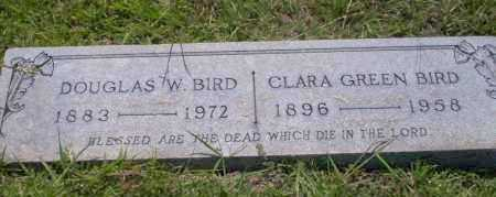 BIRD, CLARA - Union County, Arkansas | CLARA BIRD - Arkansas Gravestone Photos