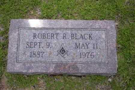 BLACK, ROBERT R - Union County, Arkansas | ROBERT R BLACK - Arkansas Gravestone Photos