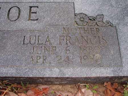 BLEDSOE, LULA FRANCIS - Union County, Arkansas | LULA FRANCIS BLEDSOE - Arkansas Gravestone Photos