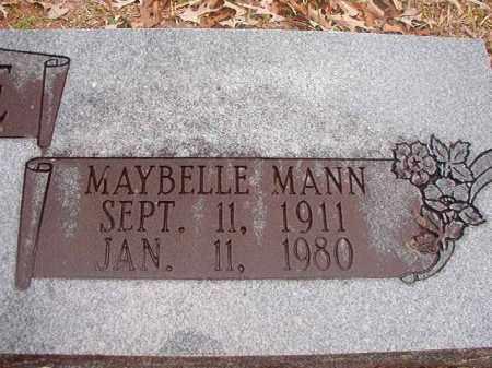 BLEDSOE, MAYBELLE - Union County, Arkansas | MAYBELLE BLEDSOE - Arkansas Gravestone Photos