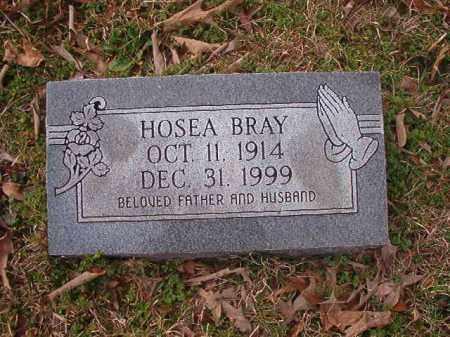 BRAY, HOSEA - Union County, Arkansas   HOSEA BRAY - Arkansas Gravestone Photos