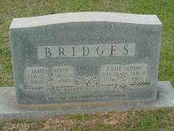 BRIDGES, KATIE - Union County, Arkansas | KATIE BRIDGES - Arkansas Gravestone Photos