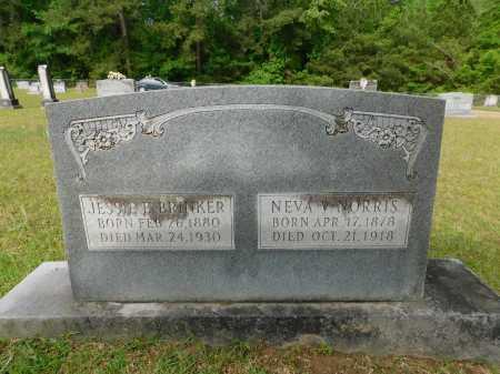 BRINKER, JESSIE E - Union County, Arkansas | JESSIE E BRINKER - Arkansas Gravestone Photos