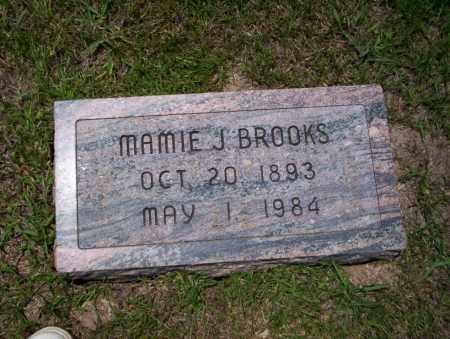 BROOKS, MAMIE J - Union County, Arkansas | MAMIE J BROOKS - Arkansas Gravestone Photos