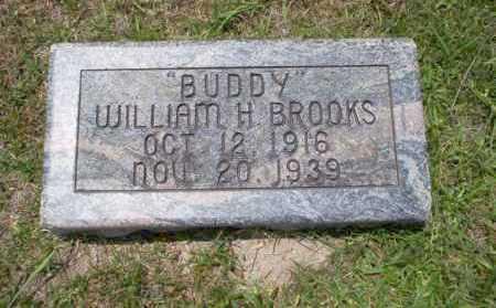 BROOKS, WILLIAM H - Union County, Arkansas | WILLIAM H BROOKS - Arkansas Gravestone Photos