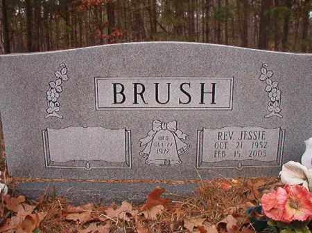 BRUSH, REV, JESSIE - Union County, Arkansas | JESSIE BRUSH, REV - Arkansas Gravestone Photos