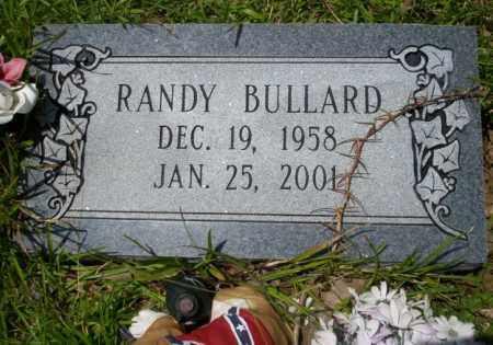 BULLARD, RANDY - Union County, Arkansas | RANDY BULLARD - Arkansas Gravestone Photos