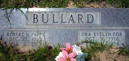 BULLARD, ROBERT N - Union County, Arkansas | ROBERT N BULLARD - Arkansas Gravestone Photos