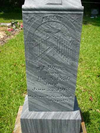 BURNSIDE, W.A. - Union County, Arkansas | W.A. BURNSIDE - Arkansas Gravestone Photos