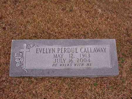 CALLAWAY, EVELYN - Union County, Arkansas | EVELYN CALLAWAY - Arkansas Gravestone Photos