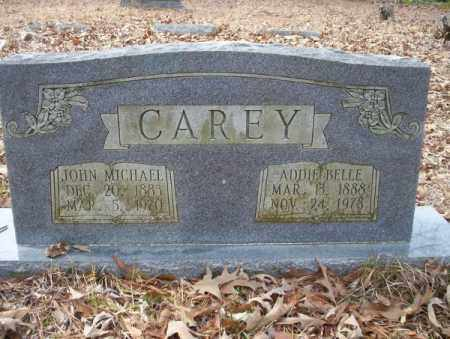 CAREY, ADDIE BELLE - Union County, Arkansas | ADDIE BELLE CAREY - Arkansas Gravestone Photos
