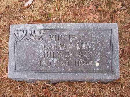 CARMICHEL, VINCIE C - Union County, Arkansas | VINCIE C CARMICHEL - Arkansas Gravestone Photos