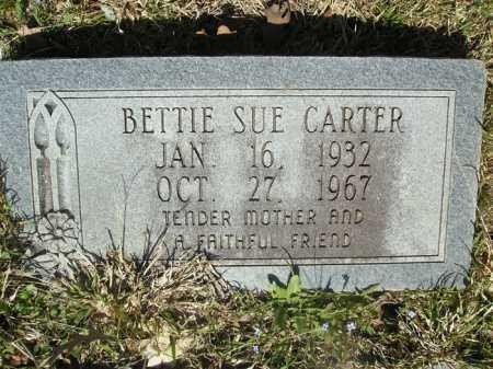 CARTER, BETTIE SUE - Union County, Arkansas | BETTIE SUE CARTER - Arkansas Gravestone Photos