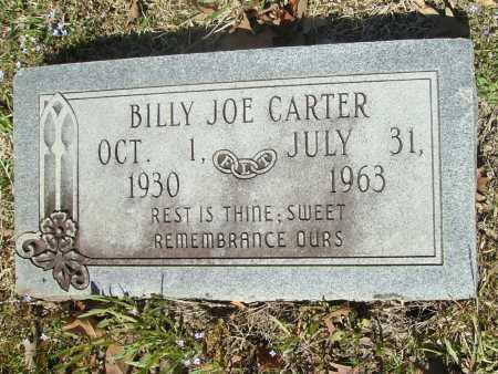 CARTER, BILLY JOE - Union County, Arkansas | BILLY JOE CARTER - Arkansas Gravestone Photos