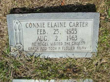 CARTER, CONNIE ELAINE - Union County, Arkansas   CONNIE ELAINE CARTER - Arkansas Gravestone Photos
