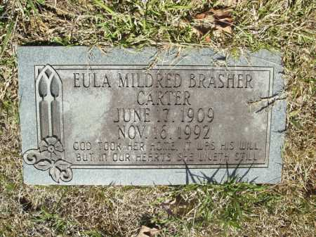 CARTER, EULA MILDRED - Union County, Arkansas | EULA MILDRED CARTER - Arkansas Gravestone Photos
