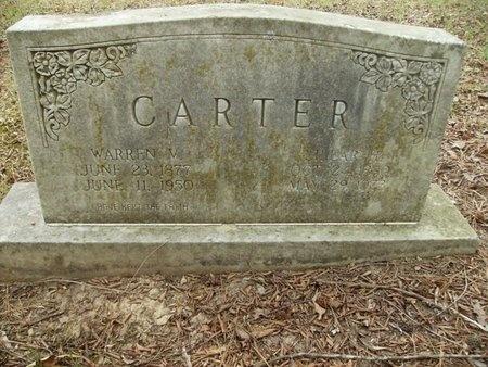 CARTER, LILLAR H - Union County, Arkansas | LILLAR H CARTER - Arkansas Gravestone Photos