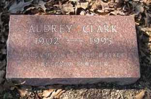 CLARK CONNELL, AUDREY - Union County, Arkansas | AUDREY CLARK CONNELL - Arkansas Gravestone Photos