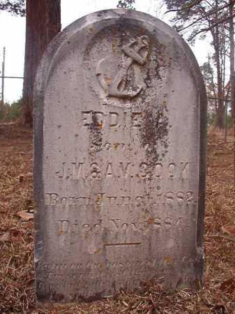 COOK, EDDIE A - Union County, Arkansas | EDDIE A COOK - Arkansas Gravestone Photos