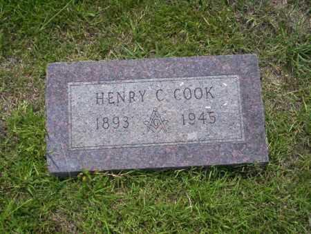 COOK, HENRY C - Union County, Arkansas | HENRY C COOK - Arkansas Gravestone Photos