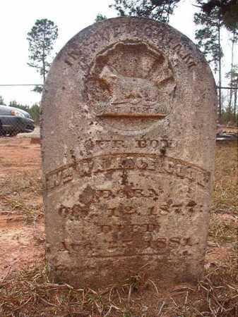 COOK, WILLIAM WALLACE - Union County, Arkansas | WILLIAM WALLACE COOK - Arkansas Gravestone Photos