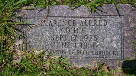 COUCH, CLARENCE ALFRED - Union County, Arkansas | CLARENCE ALFRED COUCH - Arkansas Gravestone Photos