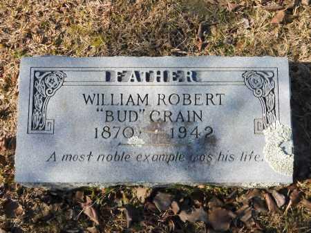 "CRAIN, WILLIAM ROBERT ""BUD"" - Union County, Arkansas | WILLIAM ROBERT ""BUD"" CRAIN - Arkansas Gravestone Photos"