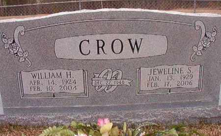 CROW, WILLIAM H - Union County, Arkansas | WILLIAM H CROW - Arkansas Gravestone Photos