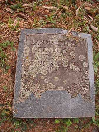 CUTTER, BAMMA - Union County, Arkansas   BAMMA CUTTER - Arkansas Gravestone Photos