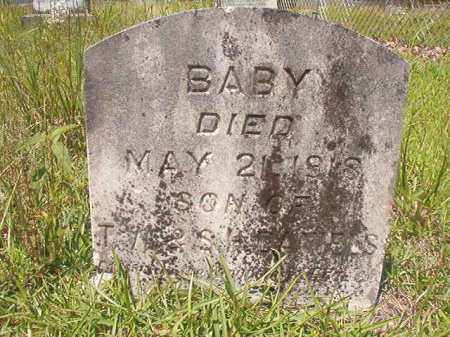 DANIELS, BABY - Union County, Arkansas | BABY DANIELS - Arkansas Gravestone Photos