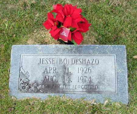 DESHAZO, JESSE - Union County, Arkansas   JESSE DESHAZO - Arkansas Gravestone Photos