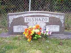 HODGE DESHAZO, OPHELIA - Union County, Arkansas | OPHELIA HODGE DESHAZO - Arkansas Gravestone Photos