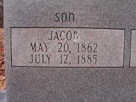 DETTENHEIM, JACOB - Union County, Arkansas   JACOB DETTENHEIM - Arkansas Gravestone Photos
