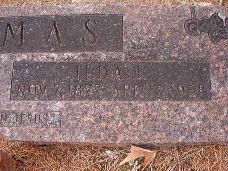 DUMAS, ILDA L - Union County, Arkansas | ILDA L DUMAS - Arkansas Gravestone Photos