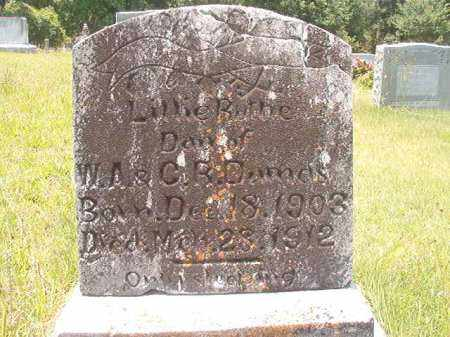 DUMAS, LILLIE RUTHE - Union County, Arkansas | LILLIE RUTHE DUMAS - Arkansas Gravestone Photos