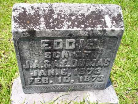 DUMAS, EDDIE - Union County, Arkansas   EDDIE DUMAS - Arkansas Gravestone Photos