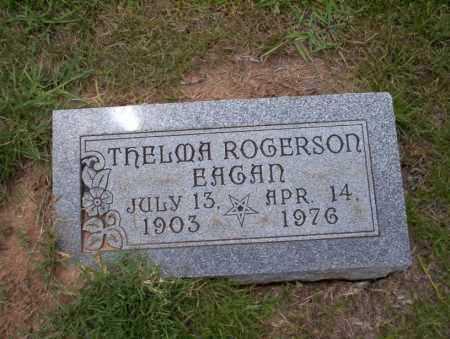 EAGAN, THELMA - Union County, Arkansas | THELMA EAGAN - Arkansas Gravestone Photos