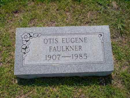 FAULKNER, OTIS EUGENE - Union County, Arkansas   OTIS EUGENE FAULKNER - Arkansas Gravestone Photos