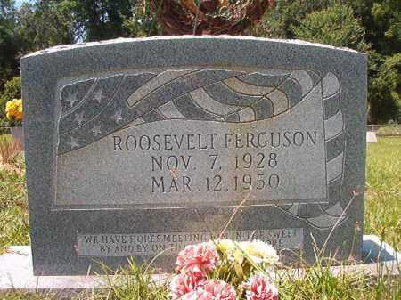 FERGUSON, ROOSEVELT - Union County, Arkansas | ROOSEVELT FERGUSON - Arkansas Gravestone Photos