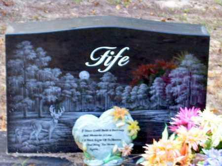 "FIFE, DANIEL ""SPANKY"" - Union County, Arkansas 