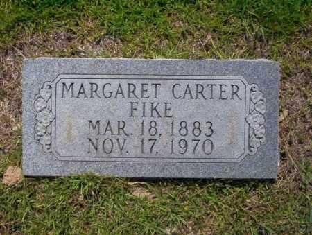 FIKE, MARGARET - Union County, Arkansas | MARGARET FIKE - Arkansas Gravestone Photos