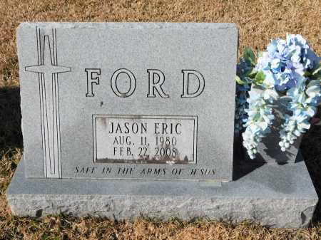 FORD, JASON ERIC - Union County, Arkansas | JASON ERIC FORD - Arkansas Gravestone Photos
