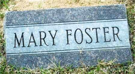 WALLER FOSTER, MARY - Union County, Arkansas | MARY WALLER FOSTER - Arkansas Gravestone Photos