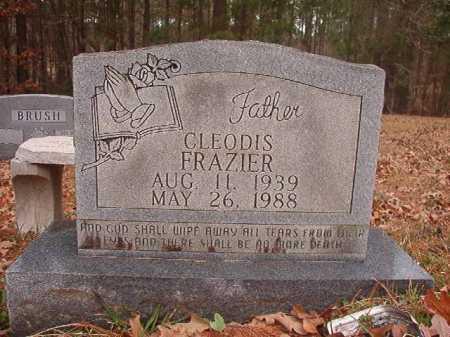 FRAZIER, CLEODIS - Union County, Arkansas   CLEODIS FRAZIER - Arkansas Gravestone Photos
