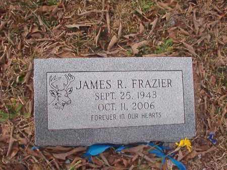 FRAZIER, JAMES R - Union County, Arkansas | JAMES R FRAZIER - Arkansas Gravestone Photos