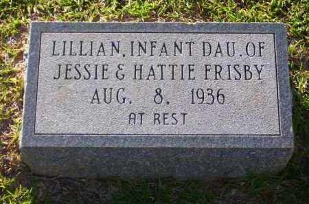 FRISBY, LILLIAN - Union County, Arkansas | LILLIAN FRISBY - Arkansas Gravestone Photos